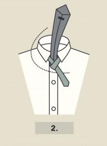 Poradnik nie tylko dla  krawaciarzy. Jak wiązać krawat? Instrukcja krok po kroku.