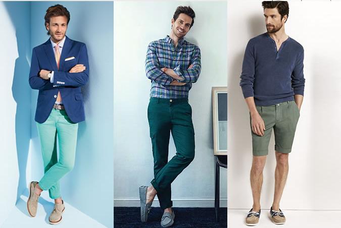 4 połączenia kolorystyczne dla mężczyzn, które będą modne tego lata 2