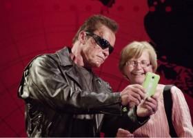 Martwy Terminator straszy turystów w Hollywood