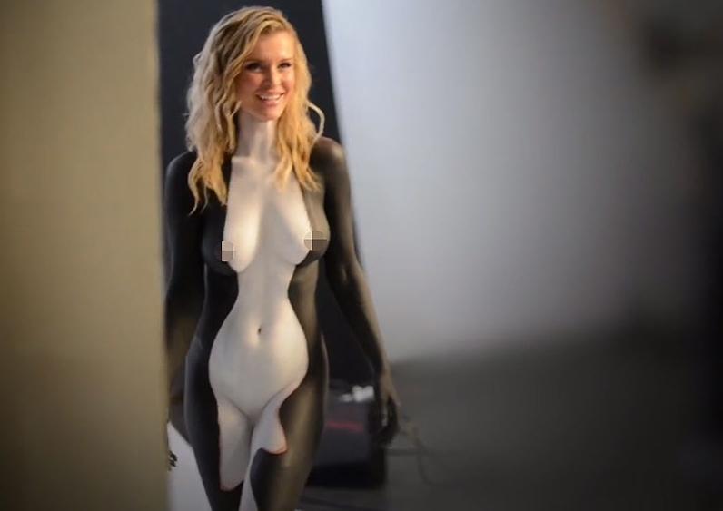 Joanna Krupa dla orek  rozbiera się w kampanii PETA 2