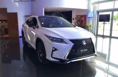 Lexus RX już w Polsce