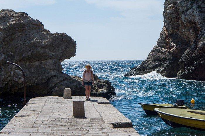 Para pojechała na wakacje do Chorwacji, by odnaleźć miejsca z Gry o Tron. Takich zdjęć z urlopu nie powstydził by się żaden Fan10