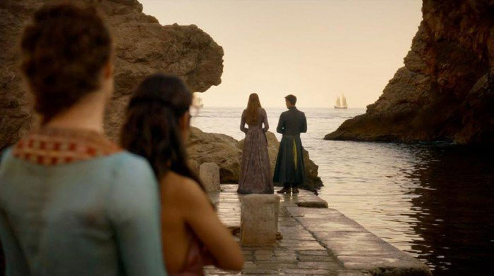 Para pojechała na wakacje do Chorwacji, by odnaleźć miejsca z Gry o Tron. Takich zdjęć z urlopu nie powstydził by się żaden Fan9