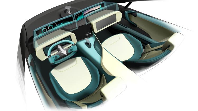 Rinspeed Etos. Autonomiczne auto przyszłosci2