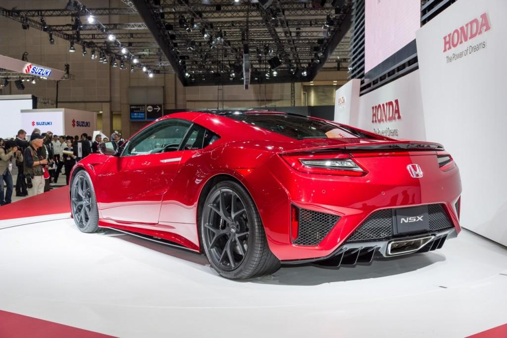 Honda at Tokyo Motor Show 2015