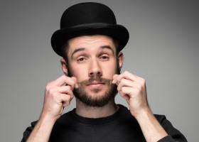 Stylowe wąsy: listopadowy Movember  czas zacząć