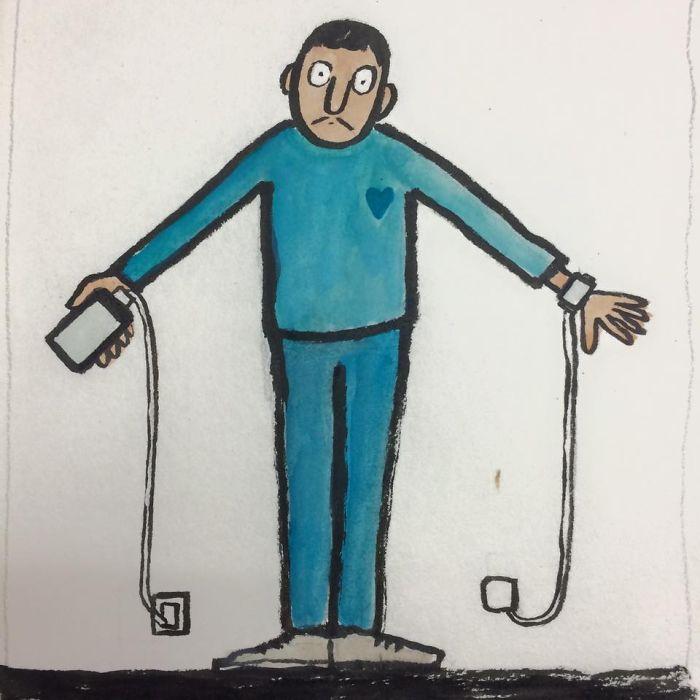 Jean Julien - ilustracje2