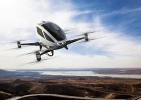 Ehang 184: pierwszy pasażerski dron