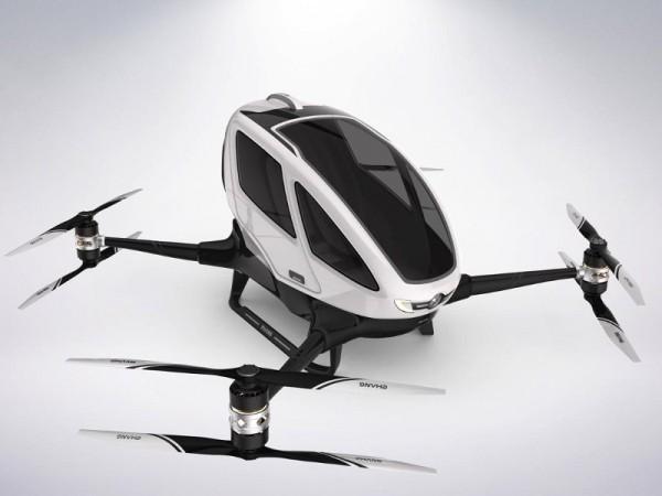 Ehang 184 pierwszy pasazerski dron4
