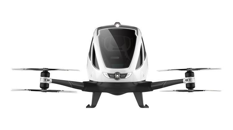 Ehang 184 pierwszy pasazerski dron6