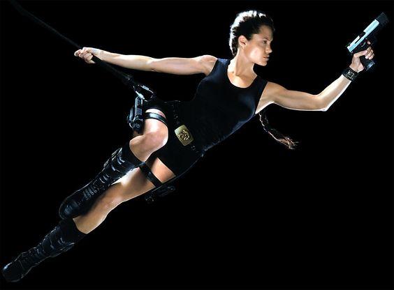 Alicia Vikander jako nowa Lara Croft1