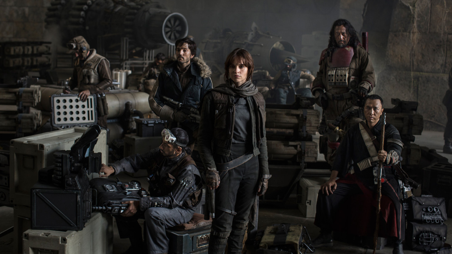 Rogue One A Star Wars Story- jest pierwsza zapowiedz1