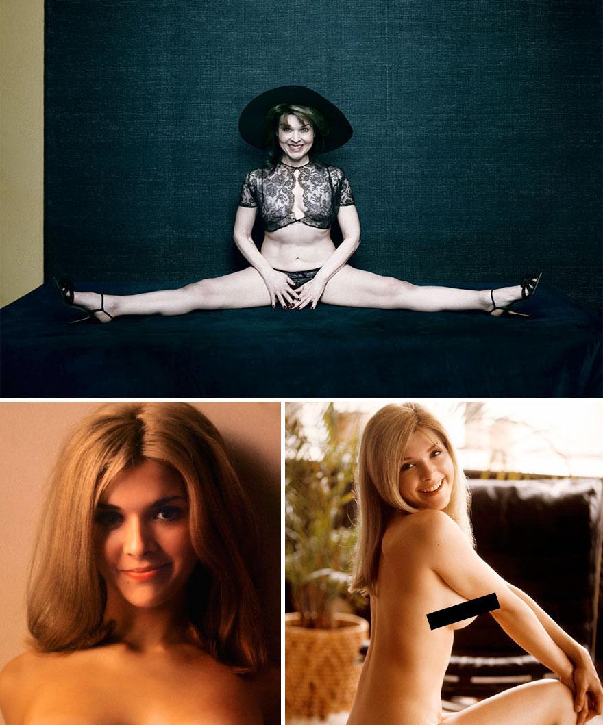 Modelki Playboya sfotografowane 60 lat pozniej - czy nadal zachwycaja
