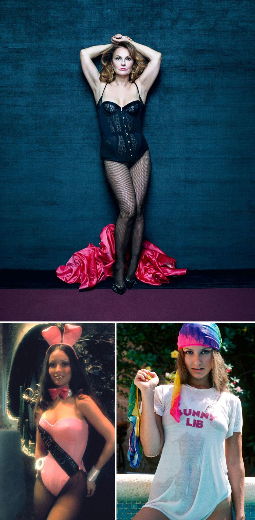 Modelki Playboya sfotografowane 60 lat pozniej - czy nadal zachwycaja1