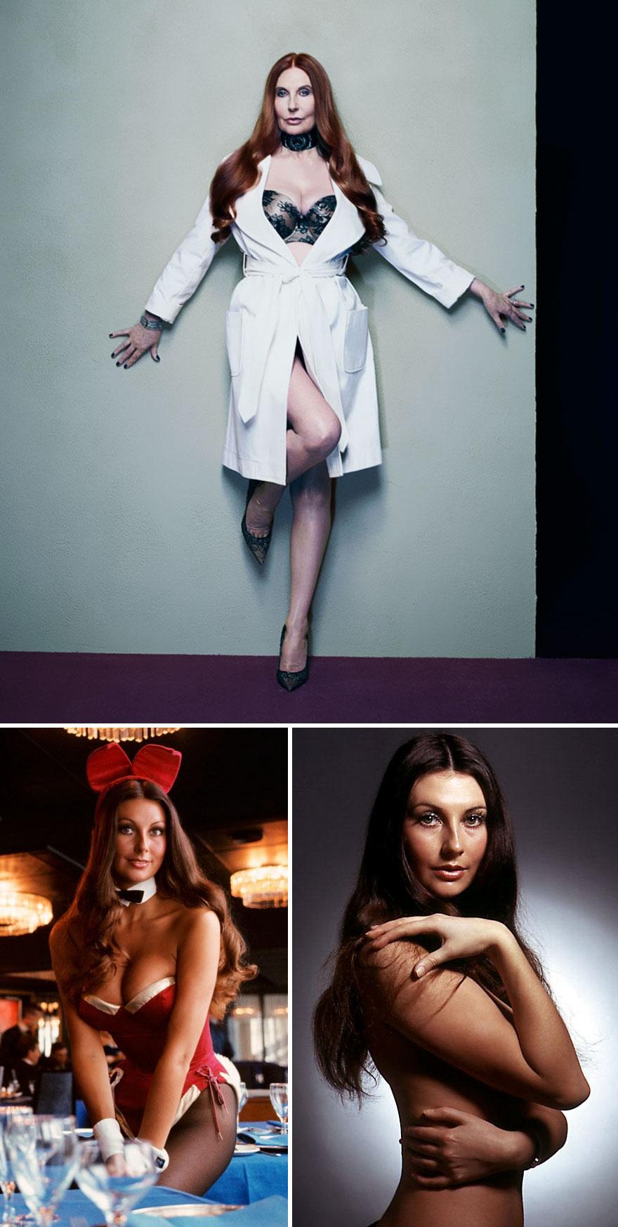 Modelki Playboya sfotografowane 60 lat pozniej - czy nadal zachwycaja6