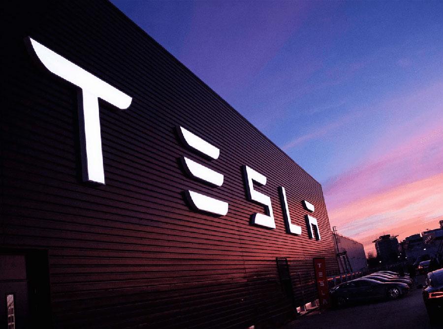 Gigantyczna fabryka Tesli takze w Europie