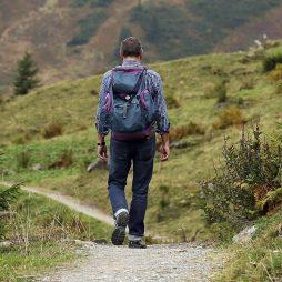 Męski urlop w samotnej podróży