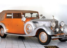 Auta z duszą: Rolls Royce Phantom II Star of India