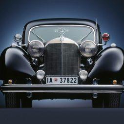 Auta z duszą: Mercedes-Benz 770K