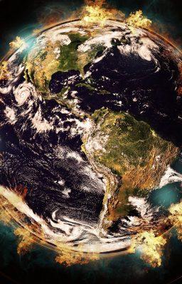 NASA pokazuje na filmie, jak przebiegały zmiany klimatyczne na przestrzeni 100 lat. Tak ciepłego roku jeszcze nie było!
