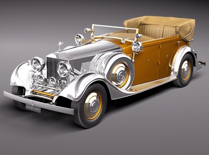 Rolls-Royce Phantom II Star of India