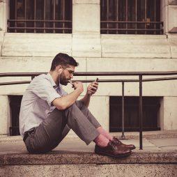 Najnowsze skórzane trendy 2016/2017:  skórzane męskie obuwie