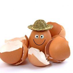 Dobroczynność w jajkach